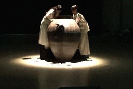 九州公演「甕の音なひ」
