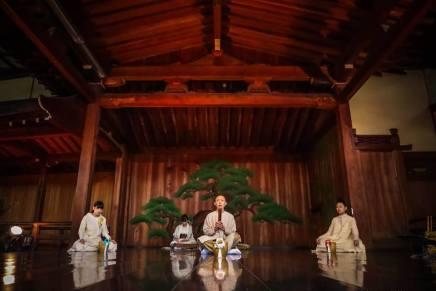 「甕の音なひ」in 福岡、住吉神社